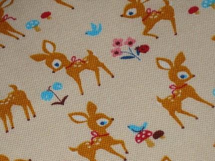 Japanese Deer Print