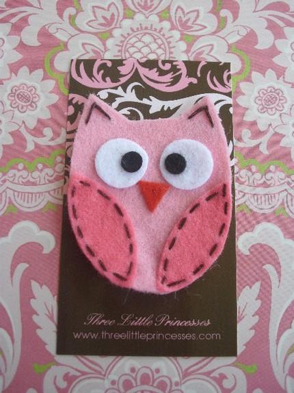 Owl Clip