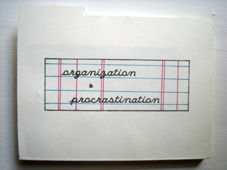 Mini Folder Set