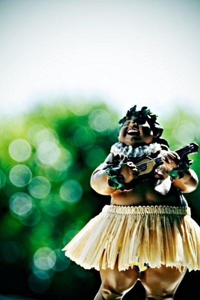 Hawaiian Happiness