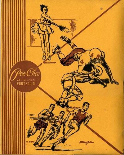 Pee Chee Folder