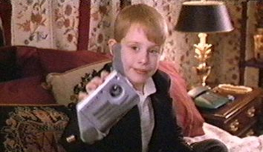 Talkboy Home Alone