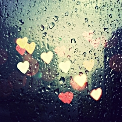 rain hearts