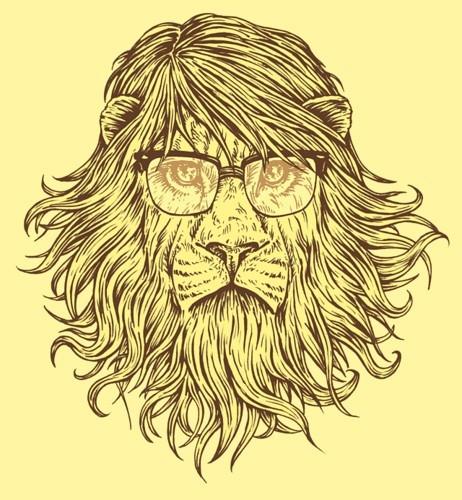 smartie lion